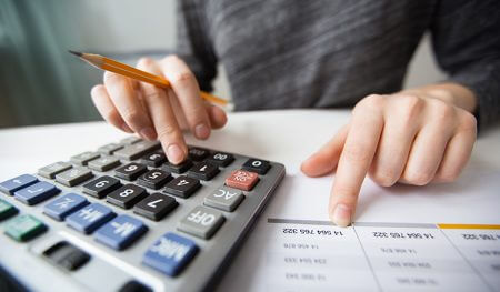 Mortgage calculation